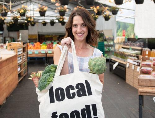The Farmer's Market-My Happy Place